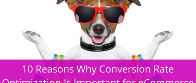10 Reasons Why Conversion Rate Optimization Is Important for eCommerce