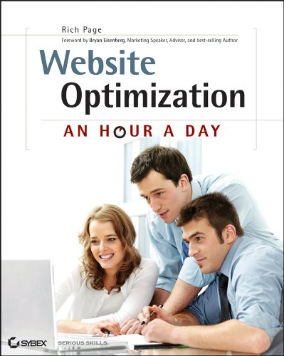 Website-Optimization-One-Hour-A-Day-Book