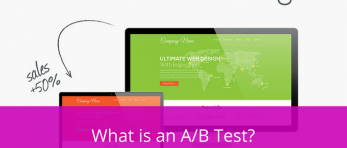 What is an A/B Test?