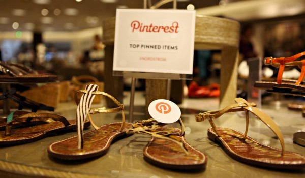 Pinterest and Nordstrom