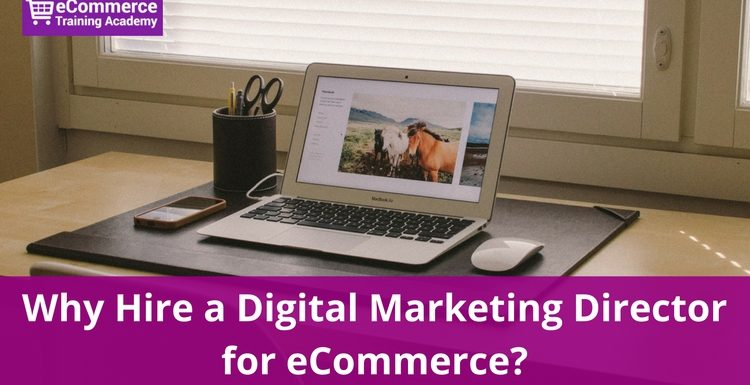 Why Hire a Digital Marketing Director for eCommerce?