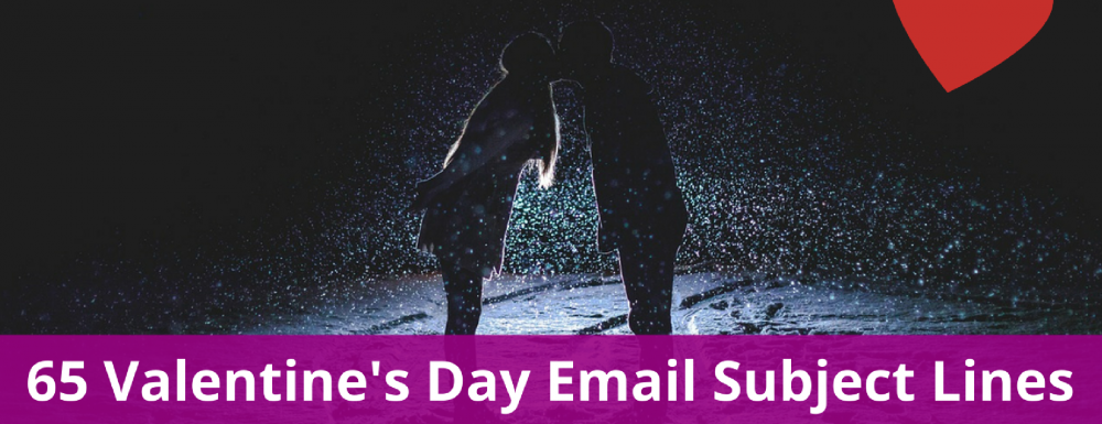 65 Valentine's Day Email Subject Lines Perfect for eCommerce