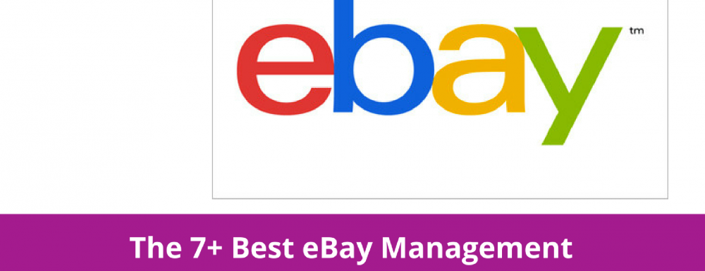 The 7+ Best eBay Management Listing Software Tools