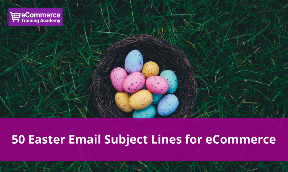 easter subject lines