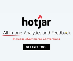 Hotjar for eCommerce