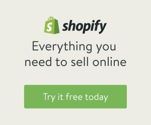 eCommerce Store by Shopify