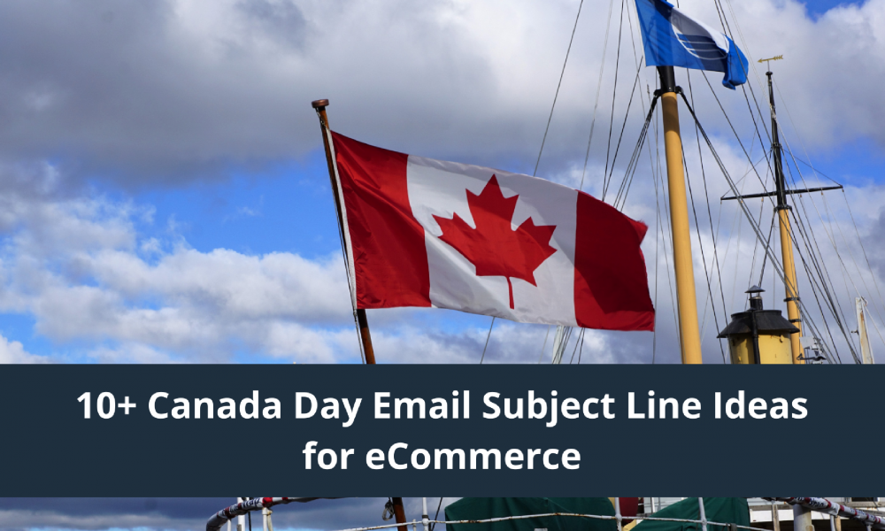 canada day subject lines