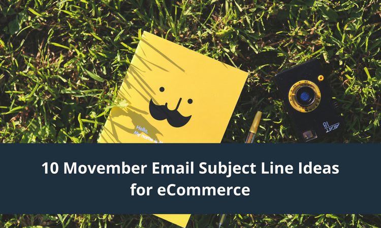 movember email subject lines