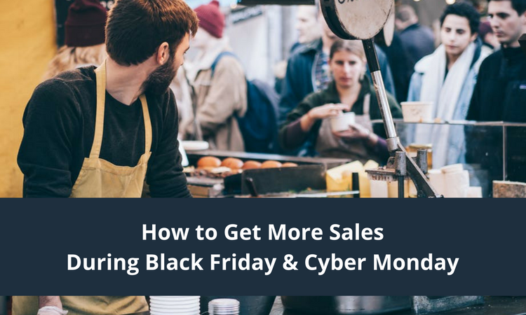 sales on black friday and cyber monday