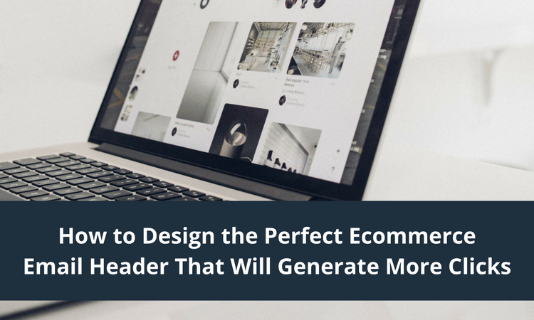design email header for ecommerce