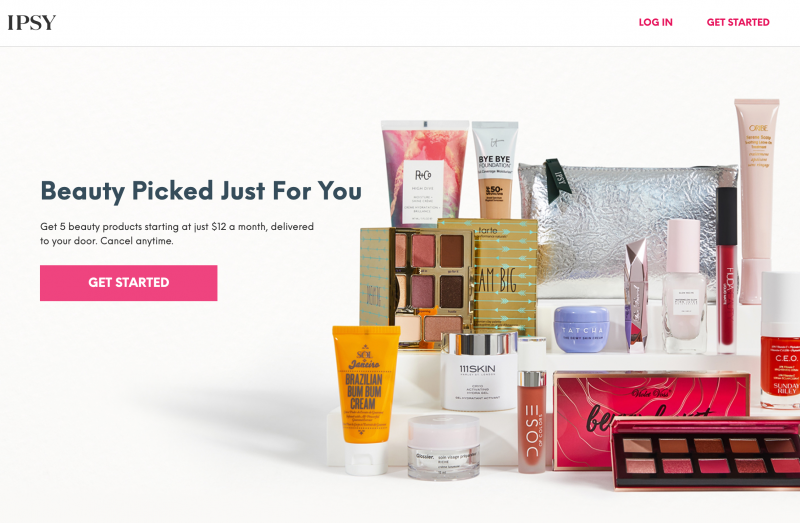 Ipsy Beauty by Michelle Phan