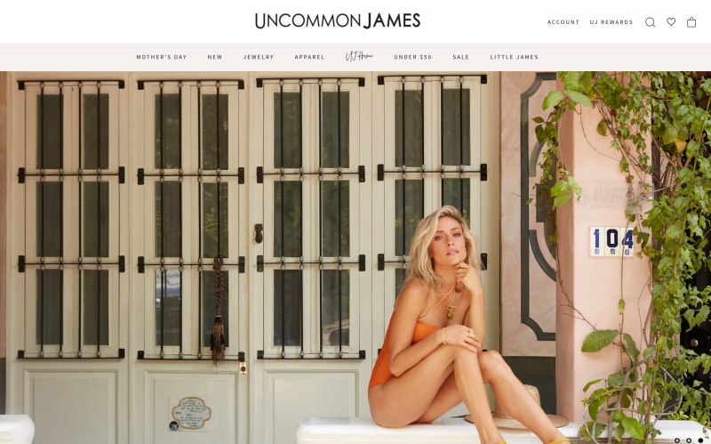 Uncommon James by Kristin Cavallari